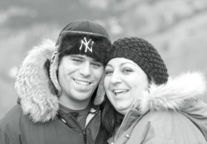 Ruben und Corina Turkawka von Tutti Tartufi